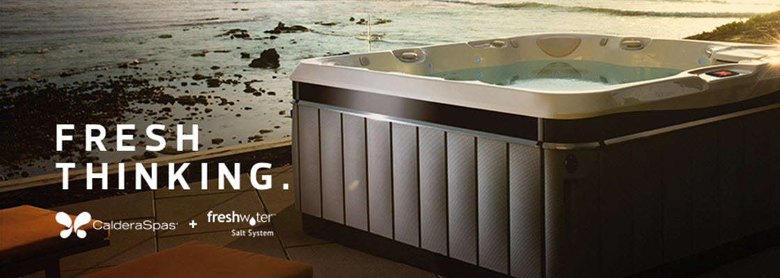 Caldera Spas Year End Hot Tub Sale