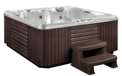 Caldera Ecotech Hot Tub Steps