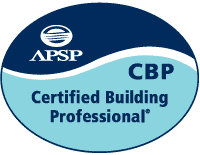 Association of Pool and Spa Professionals Logo on Hot Tub Home Page