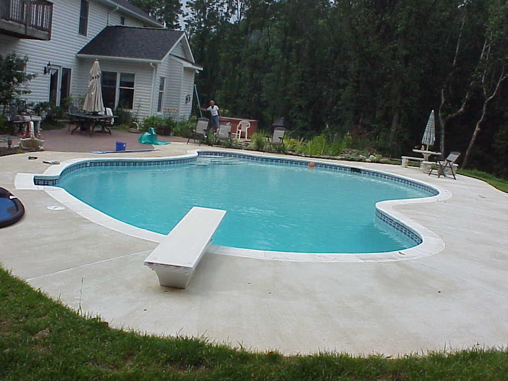 baltimore inground pools